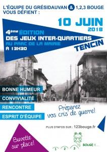 Affiche Inter-Quartiers_juin 2018